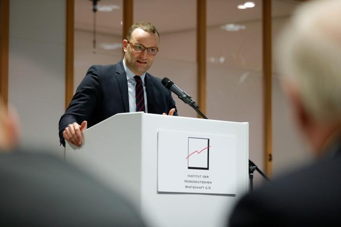 Nds. Wirtschaftsgespräche mit Jens Spahn, MdB und Parlamentarischer Staatssekretär im Bundesfinanzministerium