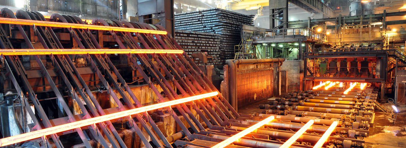 Stahl- und Walzwerk