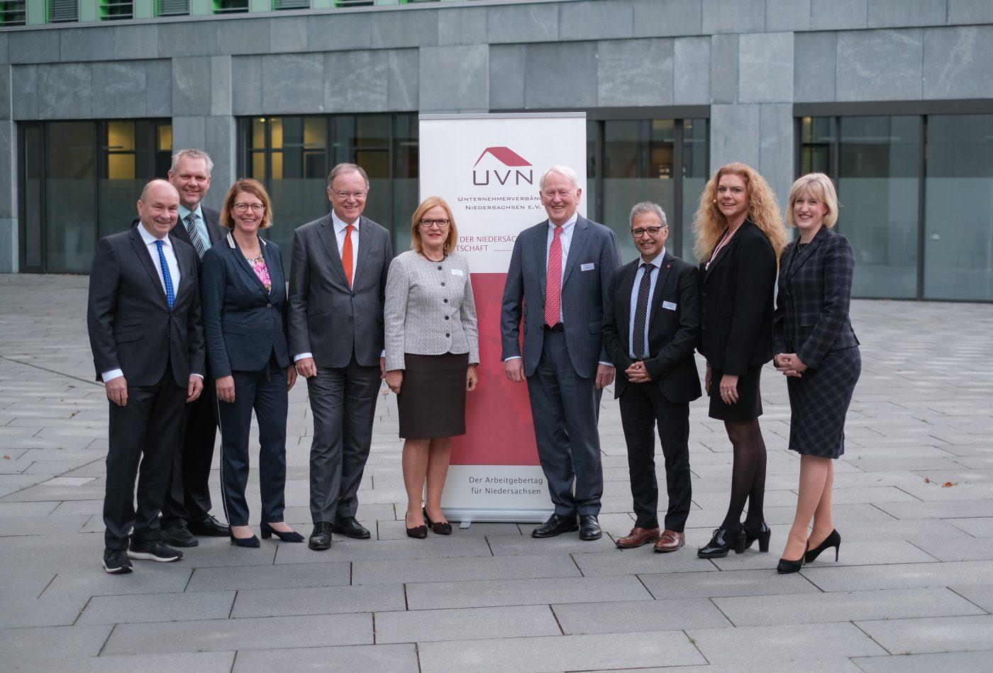 8. Tag der Niedersächsischen Wirtschaft - der Arbeitgebertag für Niedersachsen