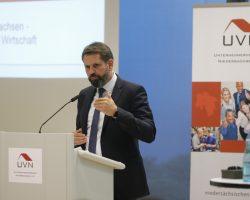 Olaf Lies, Niedersächsischer Minister für Umwelt, Energie, Bauen und Klimaschutz