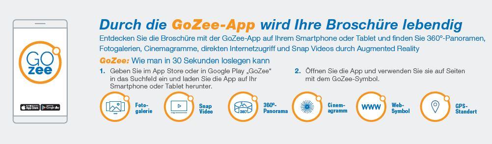 GoZee App
