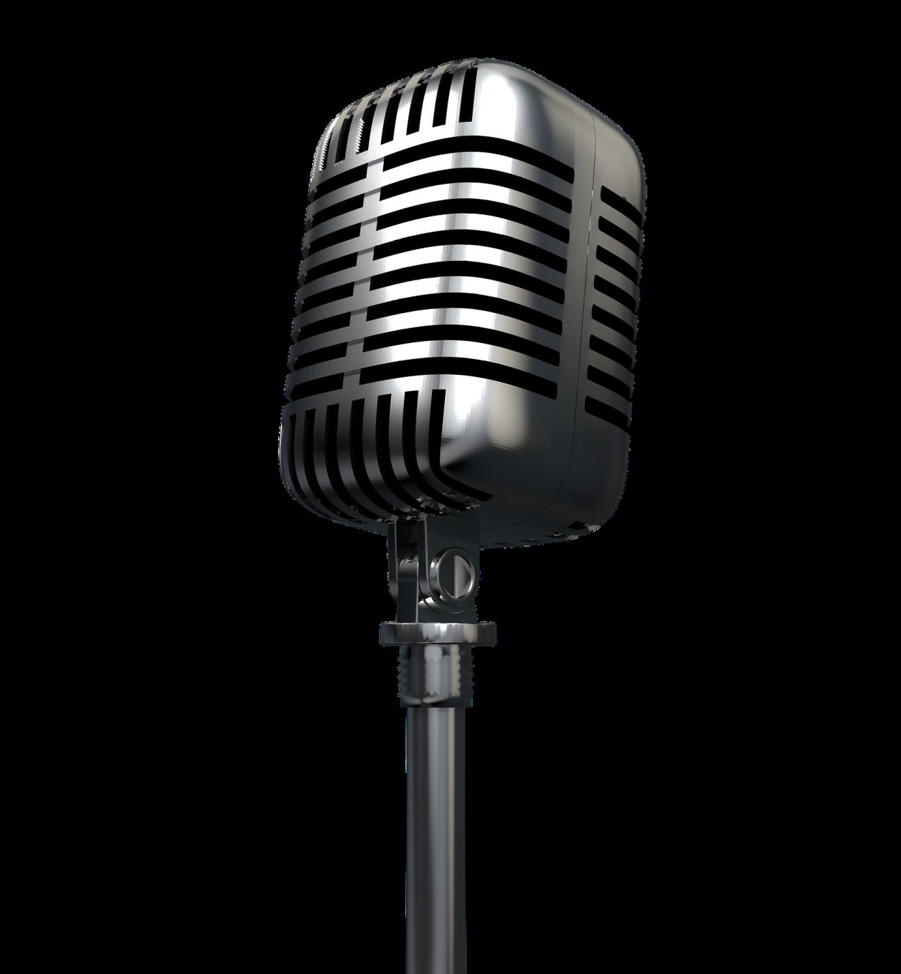 Radio-Mikrofon