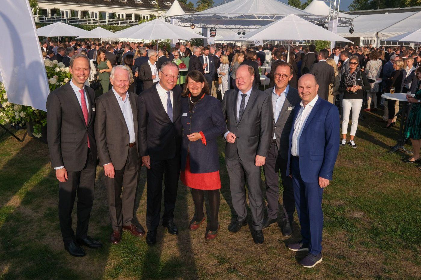Sommerfest der niedersächsischen Wirtschaft