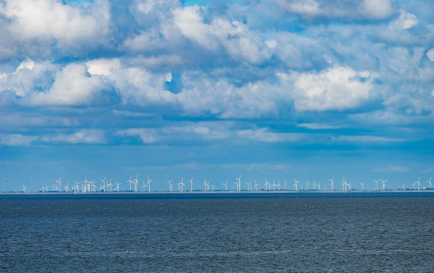 Windräder Nordsee