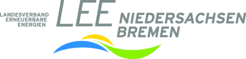 Logo Landesverband Erneuerbare Energien Niedersachsen/ Bremen e.V.