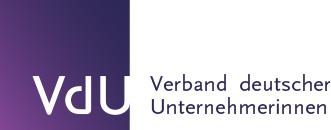Logo Verband deutscher Unternehmerinnen e.V.