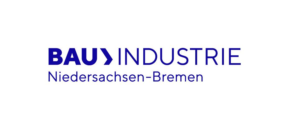 Logo Bauindustrie Niedersachsen Bremen