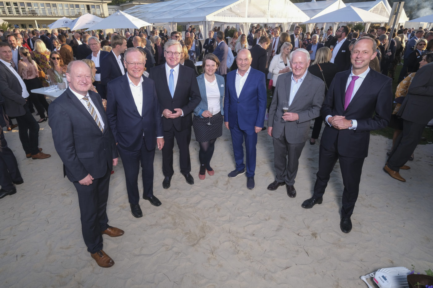 20. Sommerfest der niedersächsischen Wirtschaft